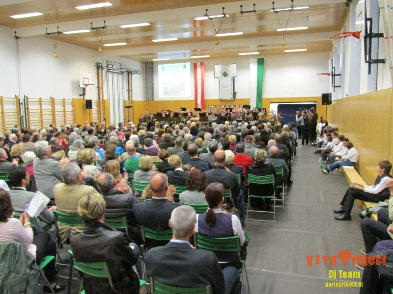 Frühlingskonzert der Feuerwehrmusik Rein 2015