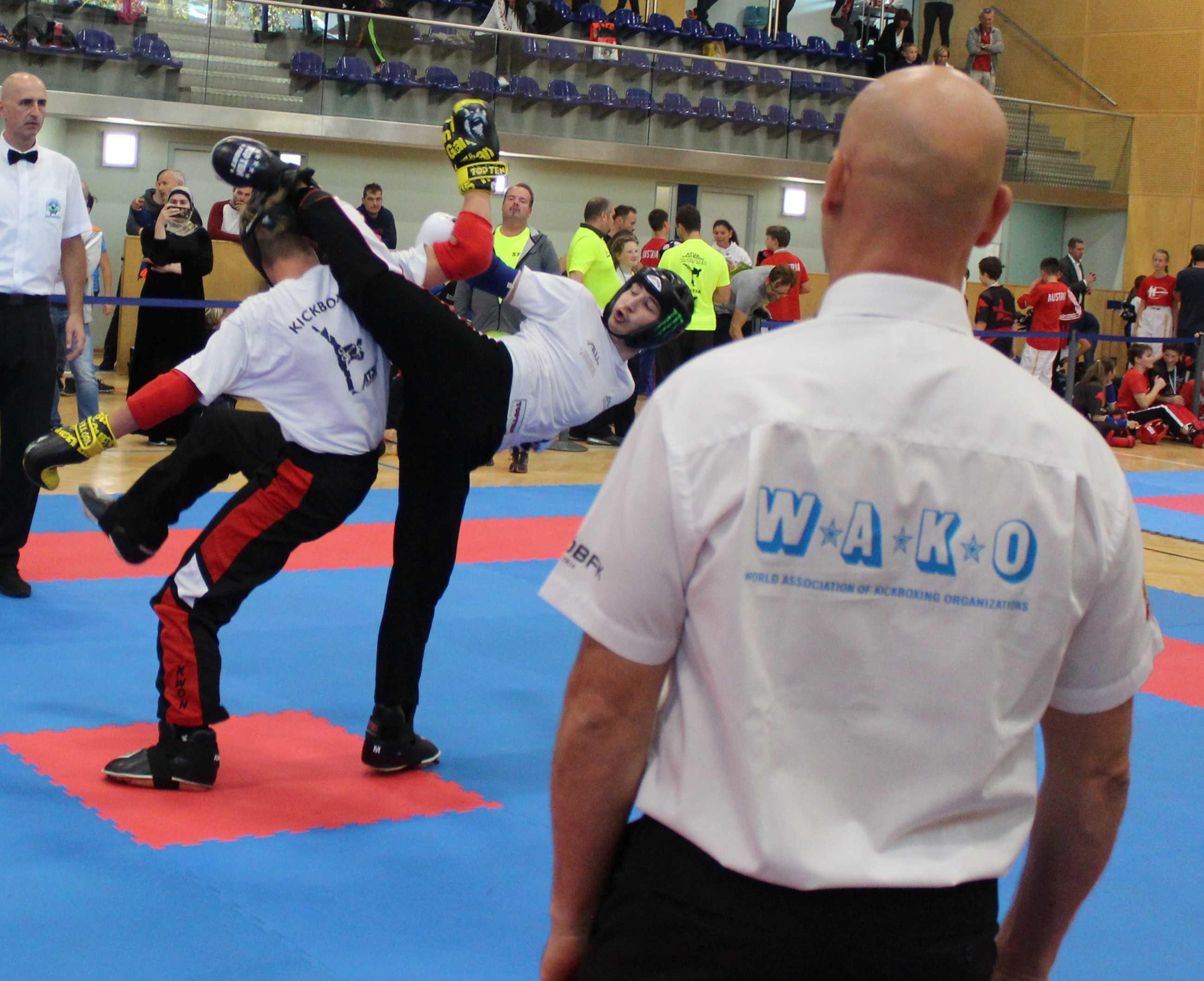 Int. Alpen Adria Cup Kickboxen